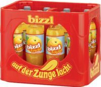 "Bizzl Orange ""leicht & fit"" Pet"