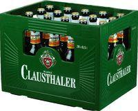 Clausthaler Radler alkoholfrei
