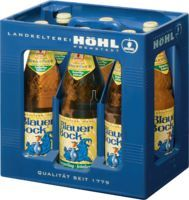 Höhl Speyerling Apfelwein Blauer Bock 6x1-lt. glas
