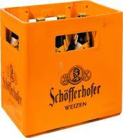 Schöfferhofer 11er Kasten Hell