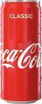 Coca Cola 24x0,33 ltr. Dosen