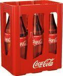 Coca Cola GLAS 6/1,0