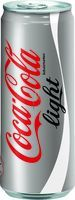 Coca Cola Light 24x0,33 ltr. Dosen