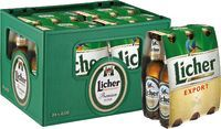 LICHER Export 6er 0,33L