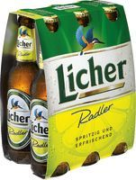 Licher Radler Pin.