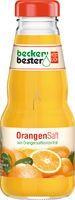 beckers bester Orangensaft 100% 12*0,20