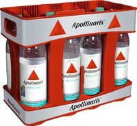 Apollinaris medium 10x1-lt. PET