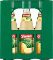 Granini Grapefruit-Saft Weiß 6x1-lt. glas