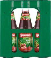 Granini Kirsch-Nektar 6x1-lt. glas