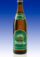 Andechs Vollbier hell 20 x 0,5l