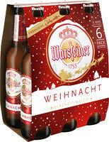 Warsteiner Weihnacht Pin.