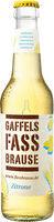 Gaffel Fassbrause Zitrone24/0,33 l