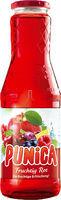 Punica Mehrfruchtsaftgetränk fruchtig Rot
