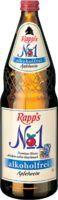 Rapps No.1 alkoholfreier Apfelwein