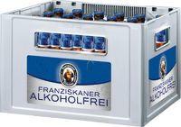 Franziskaner Hefe ohne Alkohol mit Zitrone