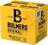 Bulmers Cider Original 12x0.568 Pf.