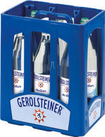 Gerolsteiner Medium (Glas)
