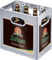 Lübzer Schwarzbier 11x0,5 l