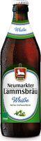 Neumarkter Lammsbräu Weisse 10x0,5 ltr.