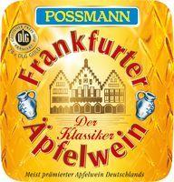 Possmann Apfelwein 6x1 ltr.