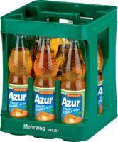 Azur Fitness-Schorle Apfel