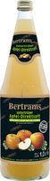 Bertrams Apfel trüb