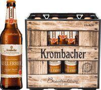 Krombacher Brautradition Naturtrbes Dunkel