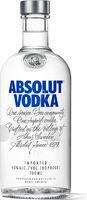 Absolut Wodka 40.