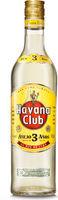 Havana Club 3 Anos 40%