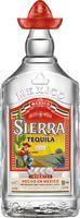 Sierra Tequila silver 38 %