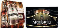 Krombacher Dunkel 0,33 6er