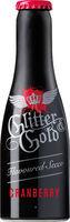Glitter & Gold Cranberry