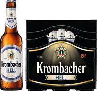 Krombacher Hell 0,5 Elfer