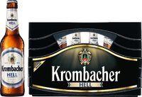 Krombacher Hell 0,33