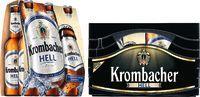 Krombacher Hell 4 x 6
