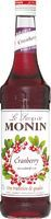 Monin Cranberry Sirup 0,70