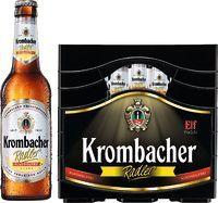 Krombacher Radler Alkoholfrei 0,5 Elfer