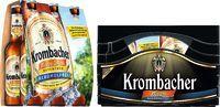 Krombacher Weizen Radler Alkoholfrei 0,33 6er