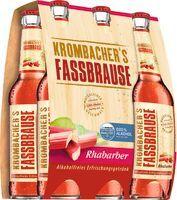 Krombrause Rhabarber 6/0,33