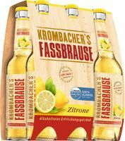 Krombrause Zitrone 6/0,33