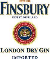 Finsbury Dry Gin 37,5% 1,00