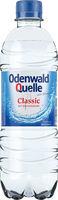 Odenwald-Quelle Mineralwasser classic11x0,5 ltr.