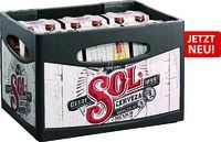 Sol Cerveza 6x4x0,33