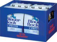 Blauer Bock G'Spritzter Sauer 0,33 Pinole