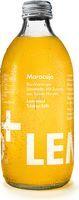 LemonAid Maracuja frische Bio Maracujalimonade aus fair gehandeltem Direktsaft