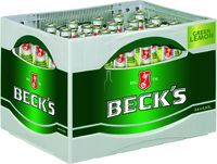 Beck's Green Lemon