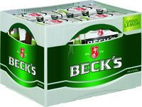 Becks Green Lemon 4x6