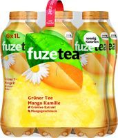 Fuze Tea Gruener Tee 6/1,0 Mango Kamille