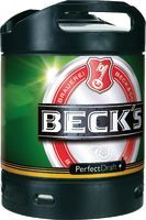 Becks Pils 6 Ltr. PD