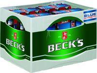 Beck's Blue AKF Pin
